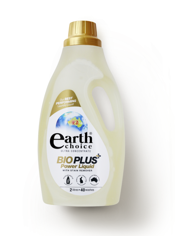 BioPlus Laundry Liquid with Stain Remover