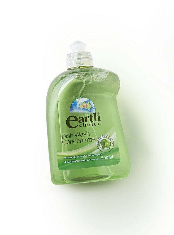 Green Tea & Lime Dishwash Concentrate 500ml
