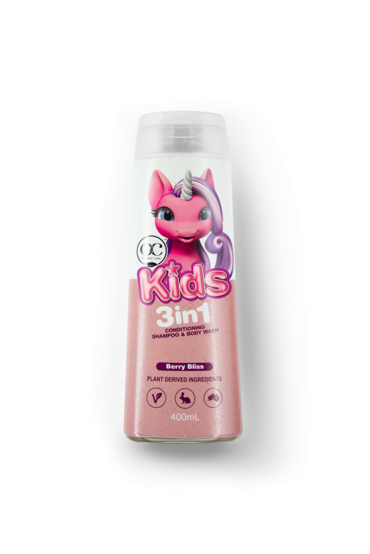 3-in-1 Berry Bliss Conditioning Shampoo & Body Wash