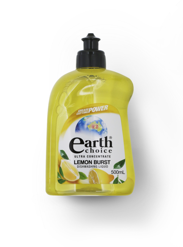 Lemon Burst Dishwash Concentrate 500mL